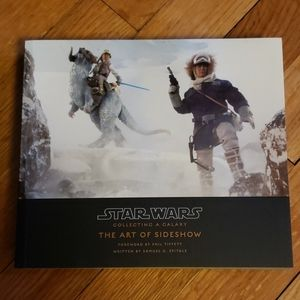 Star Wars Collectibles book of artistry